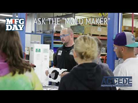 Accede Mold & Tool doing their part to Inspire the Next Generation