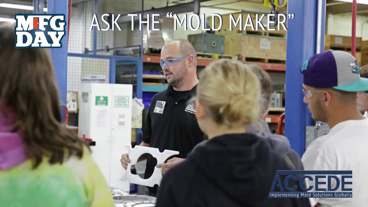 Accede Mold & Tool doing their part to Inspire the Next