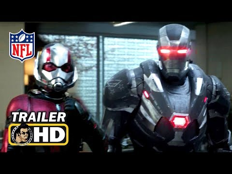 AVENGERS: ENDGAME Super Bowl TV Spot Trailer (2019) Marvel Superhero Movie HD
