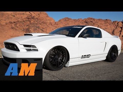 Racing a Supercharged 2013 Ford Mustang GT at Run the C ...