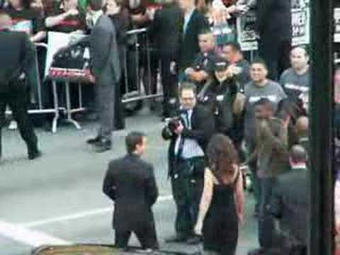 Tom Cruise Mission Impossible Hollywood premier  With A Veyr