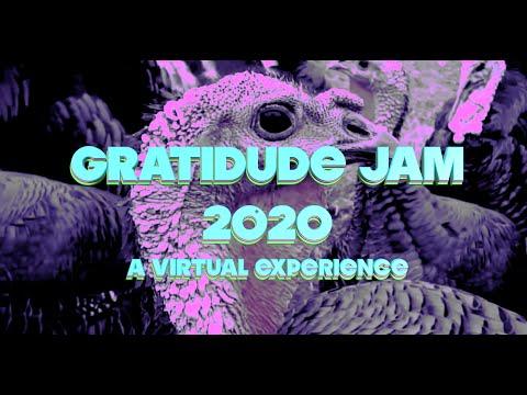 Gobble Gobble - Gratitude Jam 2020