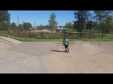 St Louis Missouri Skateboarding