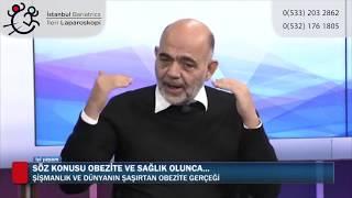Prof.Dr. Mehmet Ali Yerdel ve Klinik Psikolog Eldem Ekotürk kanalında obeziteyi konuşuyor.