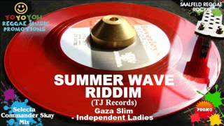 Download Summer Wave Riddim Mix [May 2012] TJ Records MP3 song and Music Video