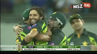 vuclip Pakistan Amazing Victory against South Africa 2nd ODI 2013