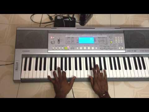 Aadhavan vaarayo vaarayo Piano tutorial