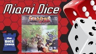 Miami Dice: Clank!...In Space!