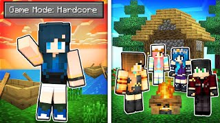 Minecraft Hardcore Survival with KREW!