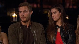 Peter Weber Brings Back Alayah - The Bachelor