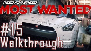 Need for Speed: Most Wanted - Walkthrough Part 15 | NFS001