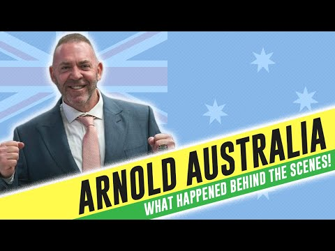 Tony Doherty Interview - 2020 Arnold Classic Australia | What REALLY Happened