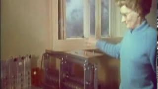 Daphne Oram's 1960's Optical Synthesizer Oramics Machine   Electronic Music Pioneer   YouTube
