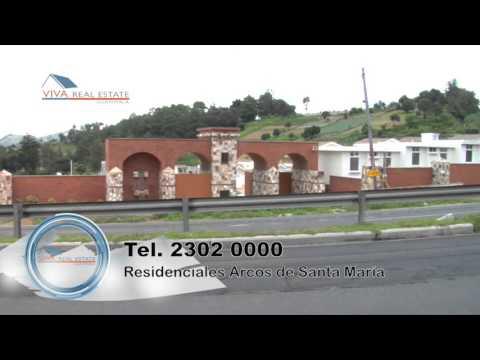 Residenciales Arcos de Santa María - YouTube