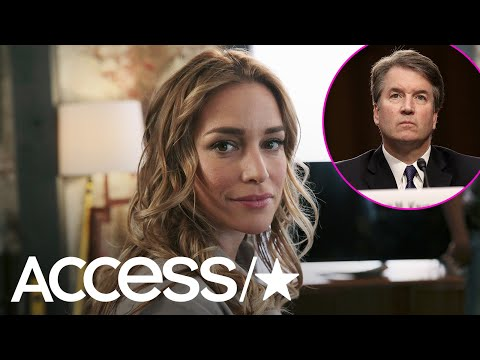 Piper Perabo Arrested During Protest Against Supreme Court Nominee Brett Kavanaugh  Access