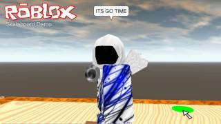 ROBLOX Skateboard Demo Febuary 9, 2010