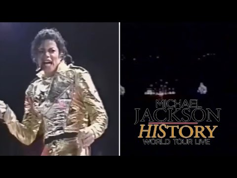 michael-jackson---wanna-be-startin'-somethin'-history-tour-live-in-tunis-pro/amateur-(7.10.1996)