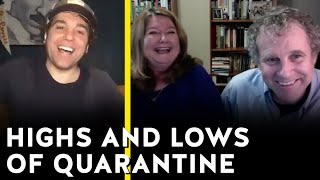 Power Couple Quarantine | Senator Sherrod Brown and Connie Schultz Full Interview