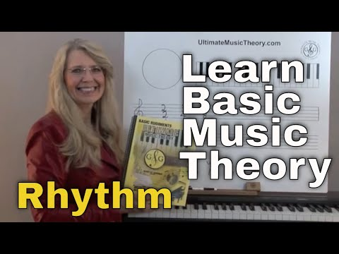 Rhythm - Music Theory: Video Lesson 8