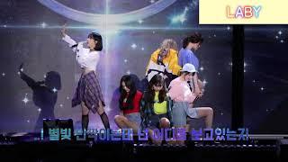[여자친구] 은하(Eunha)의 순발력 / 엄지의 실수