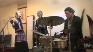 """DaMaDa performs Tibetan (Sa Ding Ding ) song """"Alive"""""""