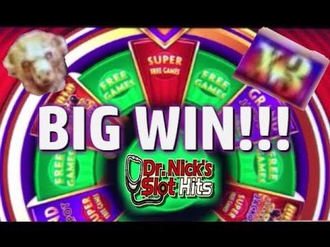 **I LOVE SUPER FREE GAMES!!** BIG WIN ON BUFFALO GOLD!!!