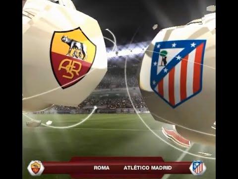 مشاهدة مباراة روما و أتلتيكو مدريد مباشر - دوري أبطال أوروبا