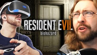 HOW GOOD IS PS VR? Resident Evil 7 Impressions & More
