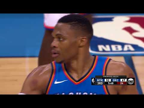 New York Knicks vs Oklahoma City Thunder: October 19, 2017