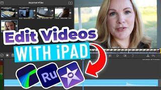 Video Editing on iPad Pro 2020 – iMovie, Rush, LumaFusion