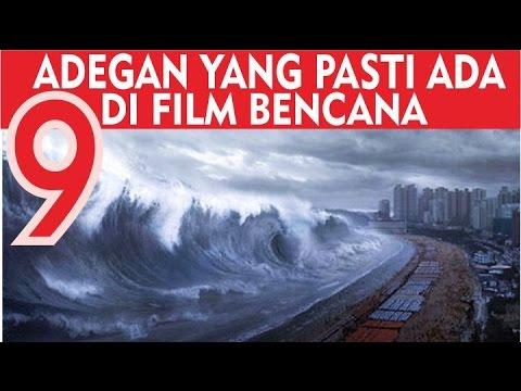 9 adegan yang selalu ada di film bencana