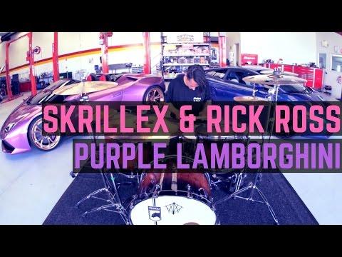 Skrillex & Rick Ross - Purple Lamborghini  Matt McGuire Drum Cover