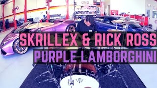 Skrillex & Rick Ross - Purple Lamborghini | Matt McGuire Drum Cover