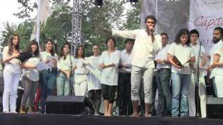 Coro Gospel . Dir. Jonathan Hoard. Xalapa Jazz Festival