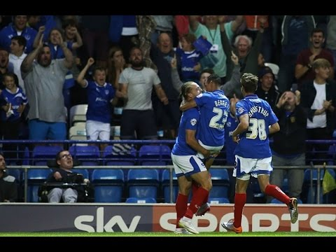 Portsmouth 2-1 Derby