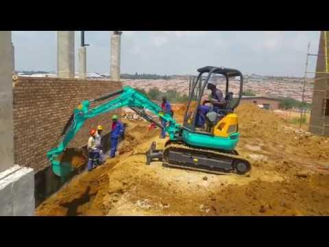 Kubota U30   HQ Plumbing