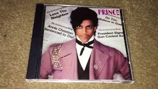 Unboxing Prince - Controversy
