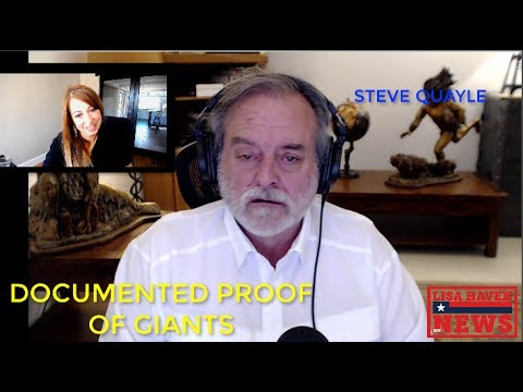"Smithsonian Drops Evidence of ""Something Strange""—Something We Never Thought—Steve Quayle Bombshell"