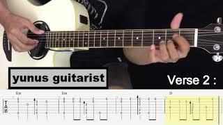 Gambar cover Ya Asyiqol Musthofa - Fingerstyle Guitar Tutorial.