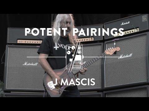 How To Sound Like J Mascis of Dinosaur Jr. on Guitar   Potent Pairings