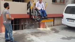 LİFTSA - MEDP_255 Binalar İçin Engelli Asansörleri (Bina L…