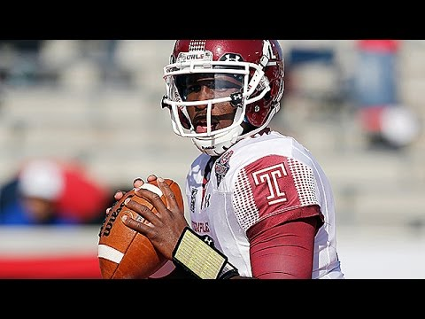 Most Underrated QB In College Football || Phillip Walker Highlights || Temple QB || ᴴᴰ