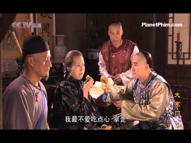 Danh gia vọng tộc (大宅门) tập 1 (2001) [Vietdub]