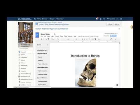 instructor-demo-|-exploring-schoology-higher-ed-|-part-1