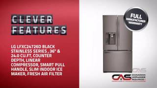 LG LFXC24726D French Door Refrigerator