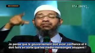 Dr Zakir Naik : L'Islam et le 21ème Siècle [Session Question/Réponse]