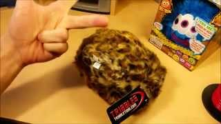 (:Review:) Star Trek Tribble ~Interactive Vibrating Plush Toy~ The Perfect White Elephant Gift