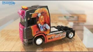 Maik Terpe Scania CR20 110976 Herpa