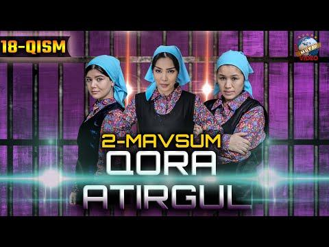 Qora Atirgul (o'zbek Serial) 78-qism | Кора атиргул (узбек сериал) 78-кисм