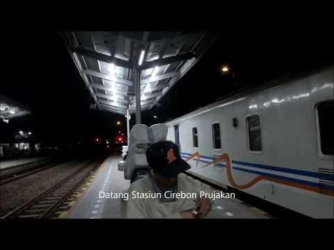 TRIP REPORT : Naik Kereta Api Majapahit ( Pasar Senen - Malang )